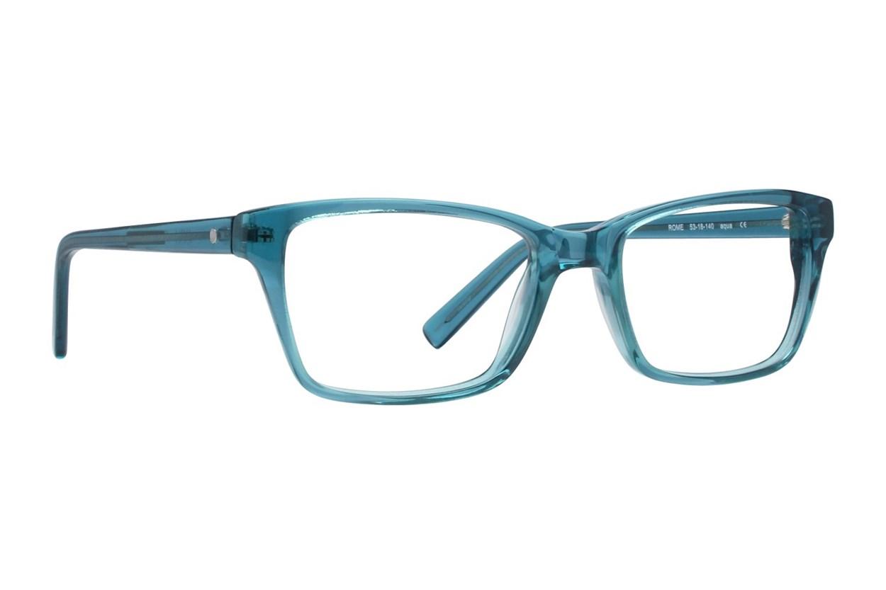 Eco Rome Turquoise Eyeglasses