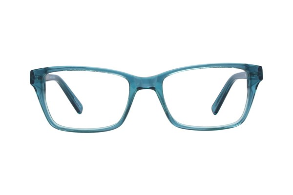Eco Rome Green Eyeglasses