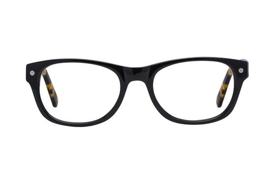 Eco Hong Kong Black Eyeglasses