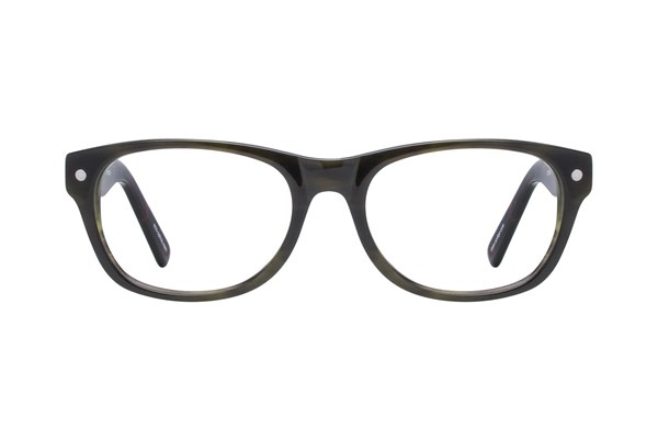 Eco Hong Kong Green Eyeglasses