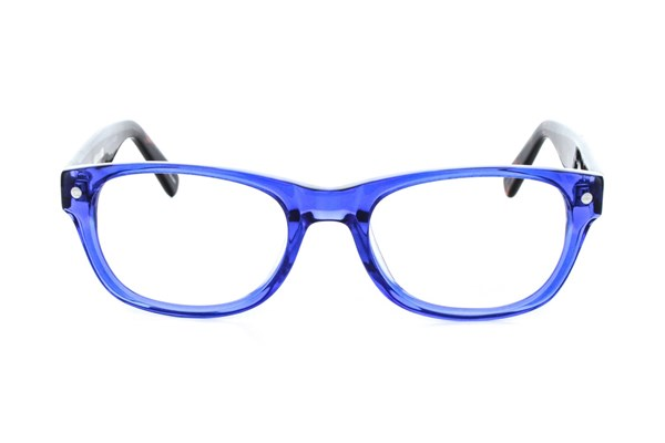 Eco Hong Kong Eyeglasses - Blue