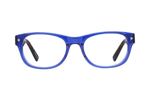 Eco Hong Kong Blue Eyeglasses