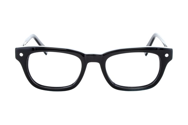 Eco Montreal Black Eyeglasses
