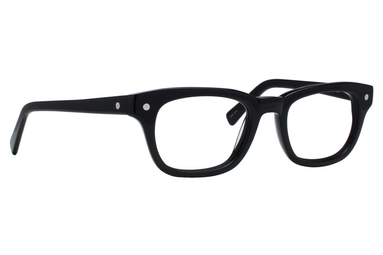 Eco Montreal Black Eyeglasses