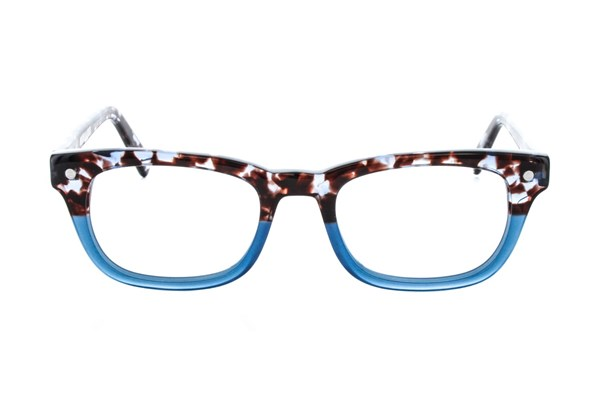 Eco Montreal Blue Eyeglasses