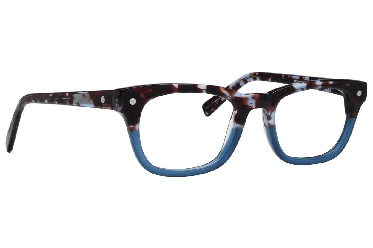Eco Montreal Blue Eyeglasses