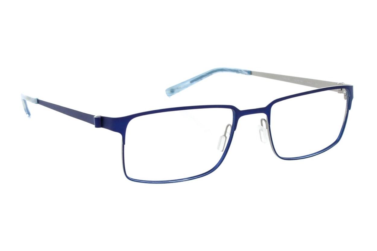 Eco Prague Blue Eyeglasses