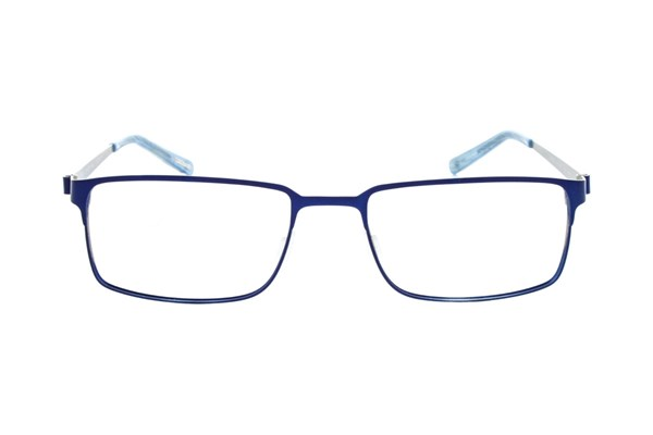 Eco Prague Blue Eyeglasses