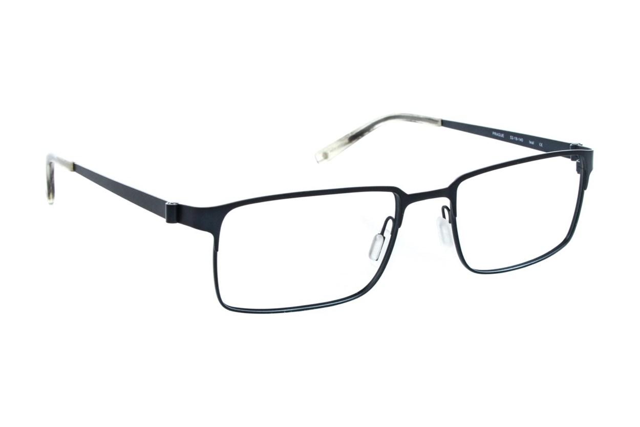 Eco Prague Turquoise Eyeglasses