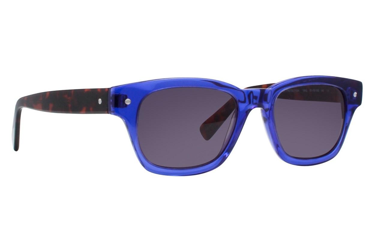Eco Vail Blue Sunglasses