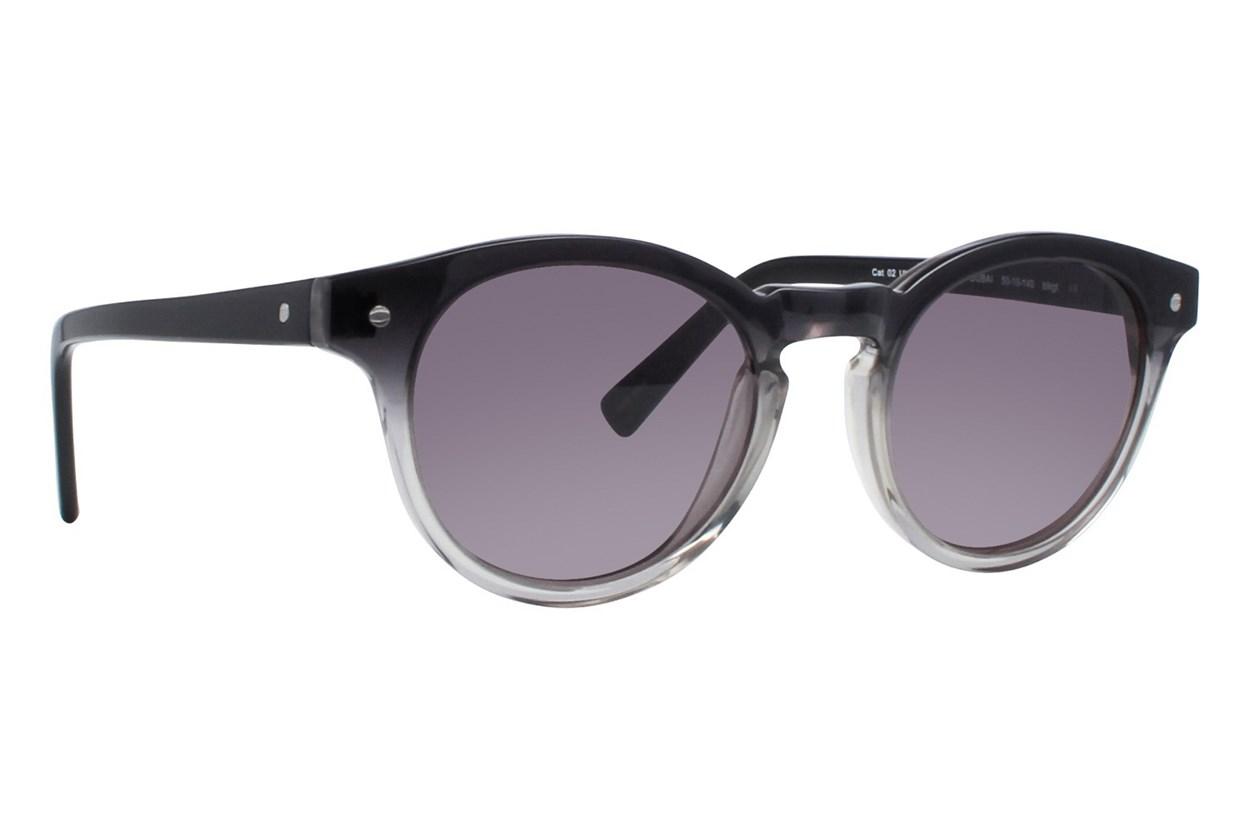Eco Dubai Black Sunglasses