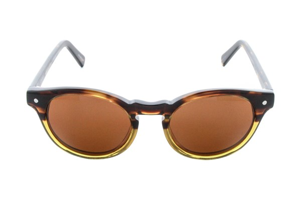 Eco Dubai Brown Sunglasses