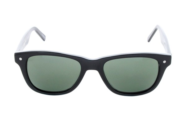 Eco Dallas Black Sunglasses