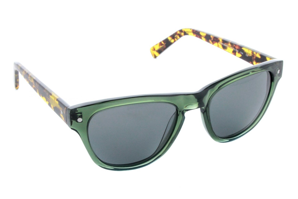 Eco Toronto Sunglasses - Green