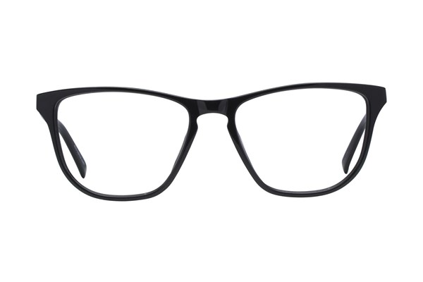 Eco Seoul Black Eyeglasses