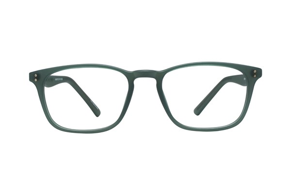 Eco Seine Green Eyeglasses