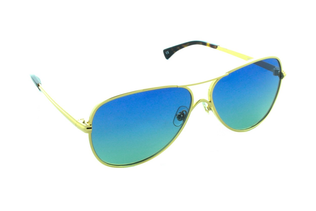 Wildfox Airfox Gold Sunglasses