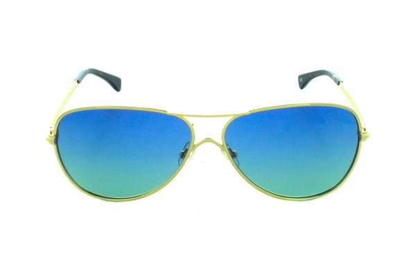 Wildfox Airfox Sunglasses - Gold