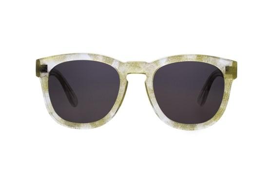Wildfox Classic Fox Deluxe Gold Sunglasses