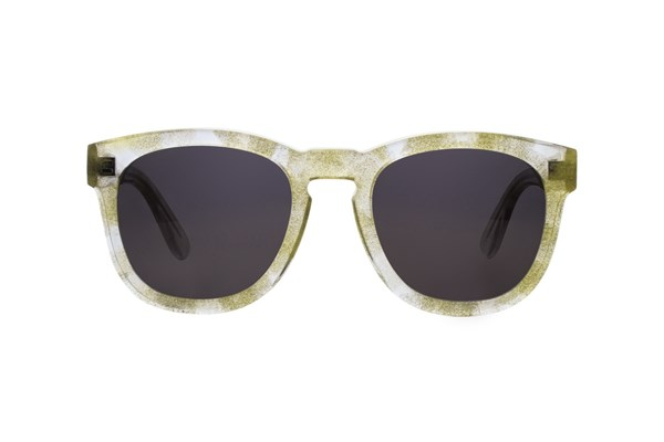 Wildfox Classic Fox Deluxe Sunglasses - Gold