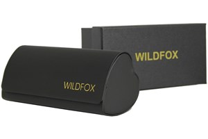 Click to swap image to alternate 1 - Wildfox Classic Fox Deluxe Sunglasses - Gold