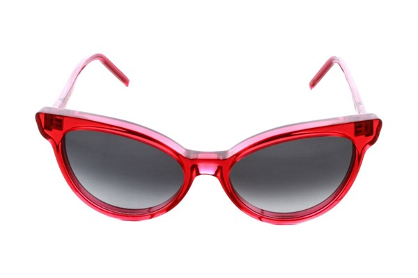 Wildfox Le Femme Red Sunglasses