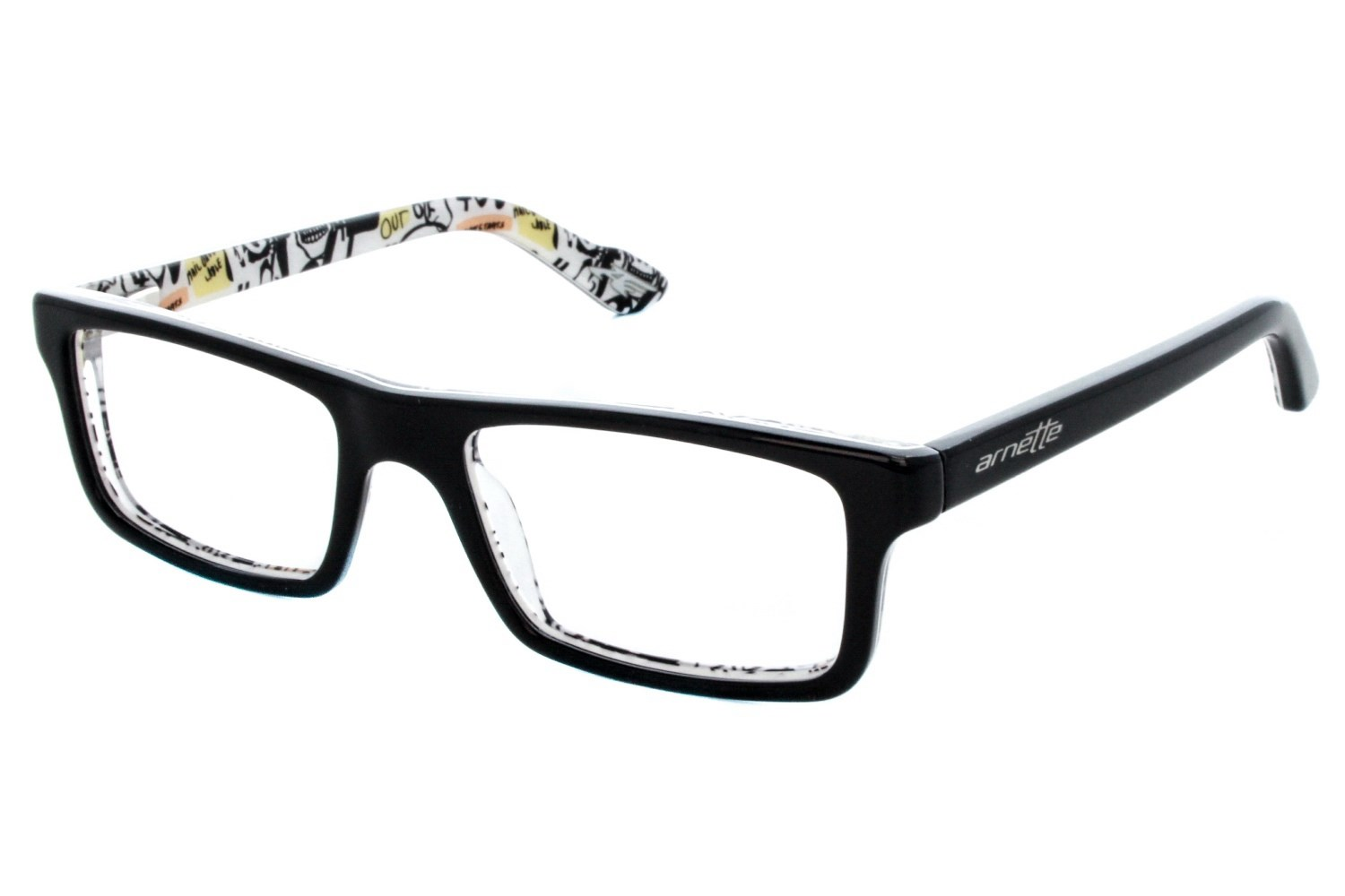 Arnette Lo Fi 49 Prescription Eyeglasses Frames