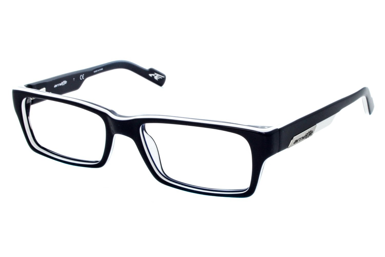 Eyeglass Frame Lookup : Arnette Sync 47 Prescription Eyeglasses Frames ...