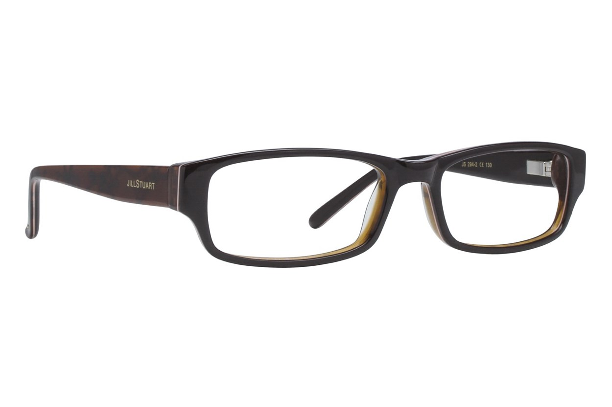Jill Stuart JS 294 Eyeglasses - Brown