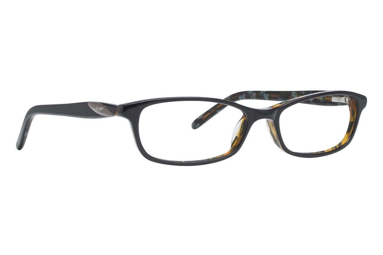 Jill Stuart JS 295 Black Eyeglasses