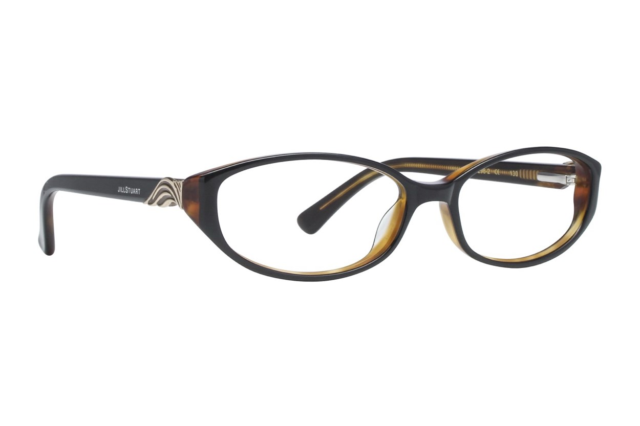 Jill Stuart JS 298 Black Eyeglasses
