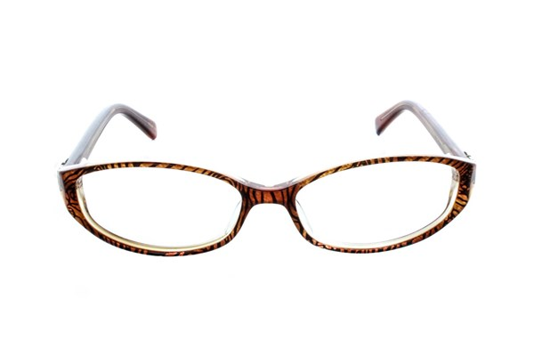 Jill Stuart JS 298 Eyeglasses - Brown