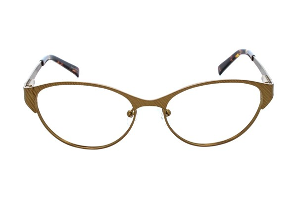 Jill Stuart JS 302 Eyeglasses - Brown