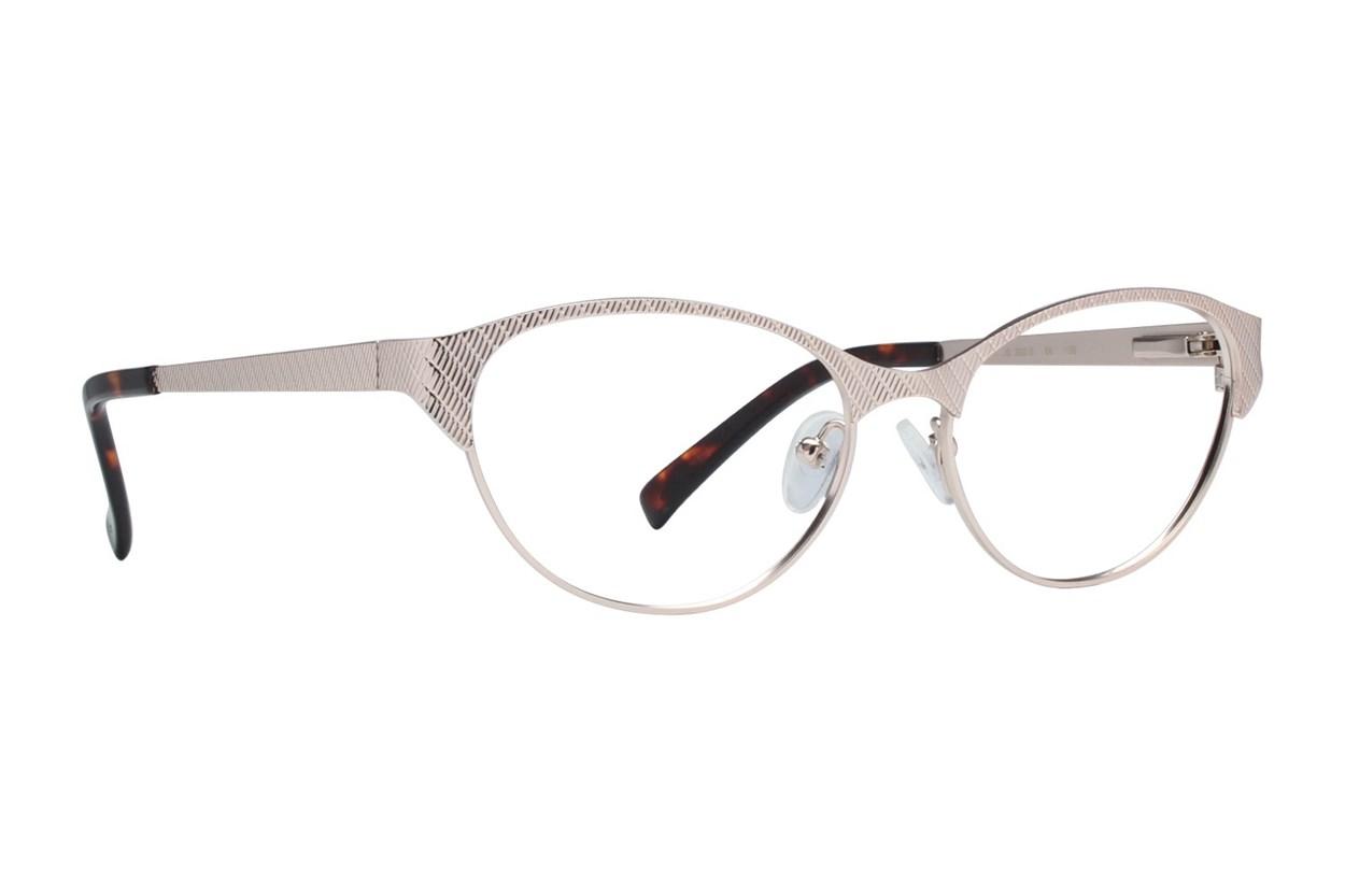 Jill Stuart JS 302 Gold Eyeglasses