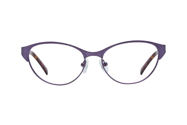 Jill Stuart JS 302 Eyeglasses - Purple