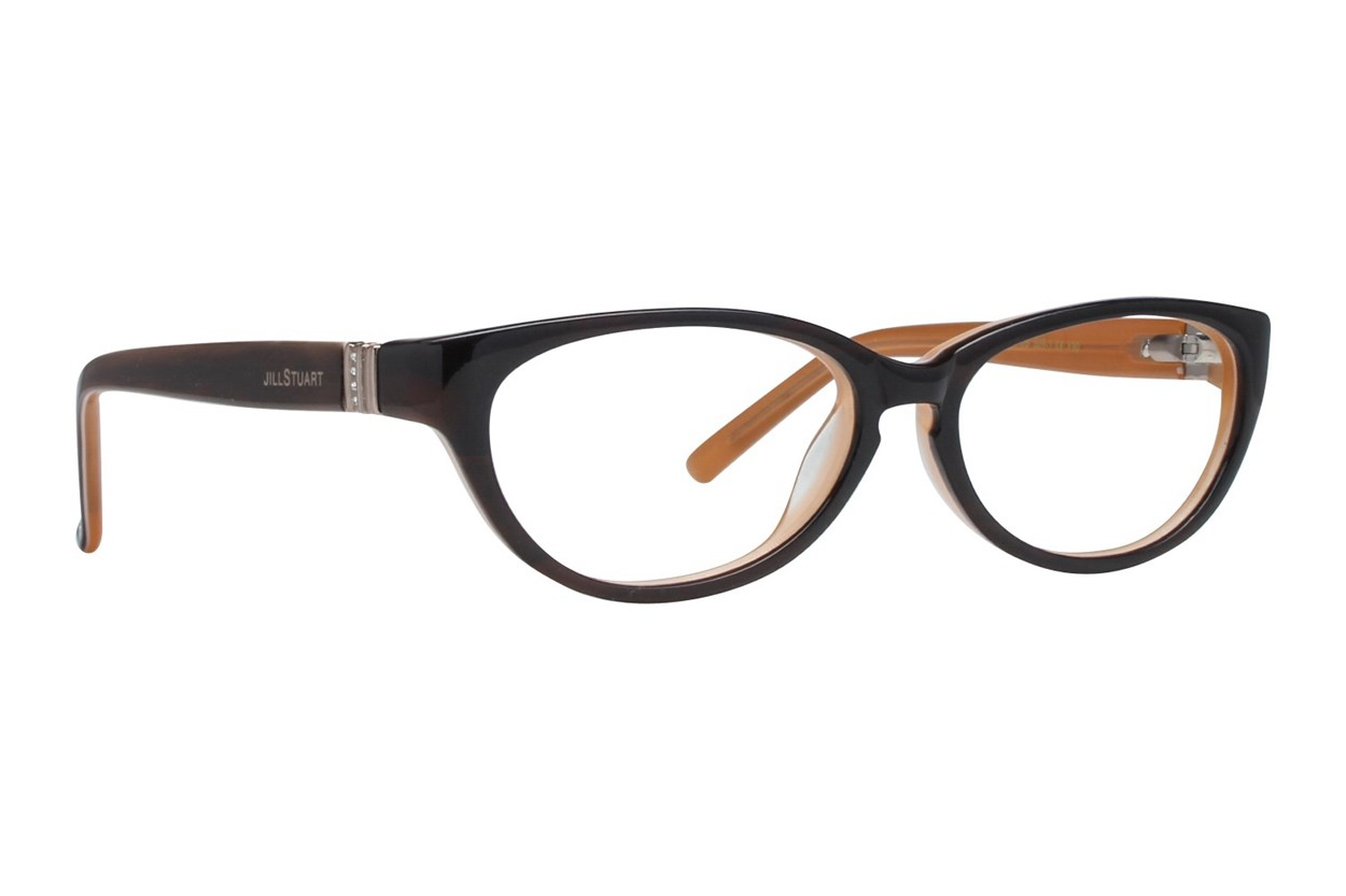 Jill Stuart JS 309 Eyeglasses - Brown