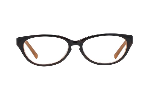 Jill Stuart JS 309 Brown Eyeglasses