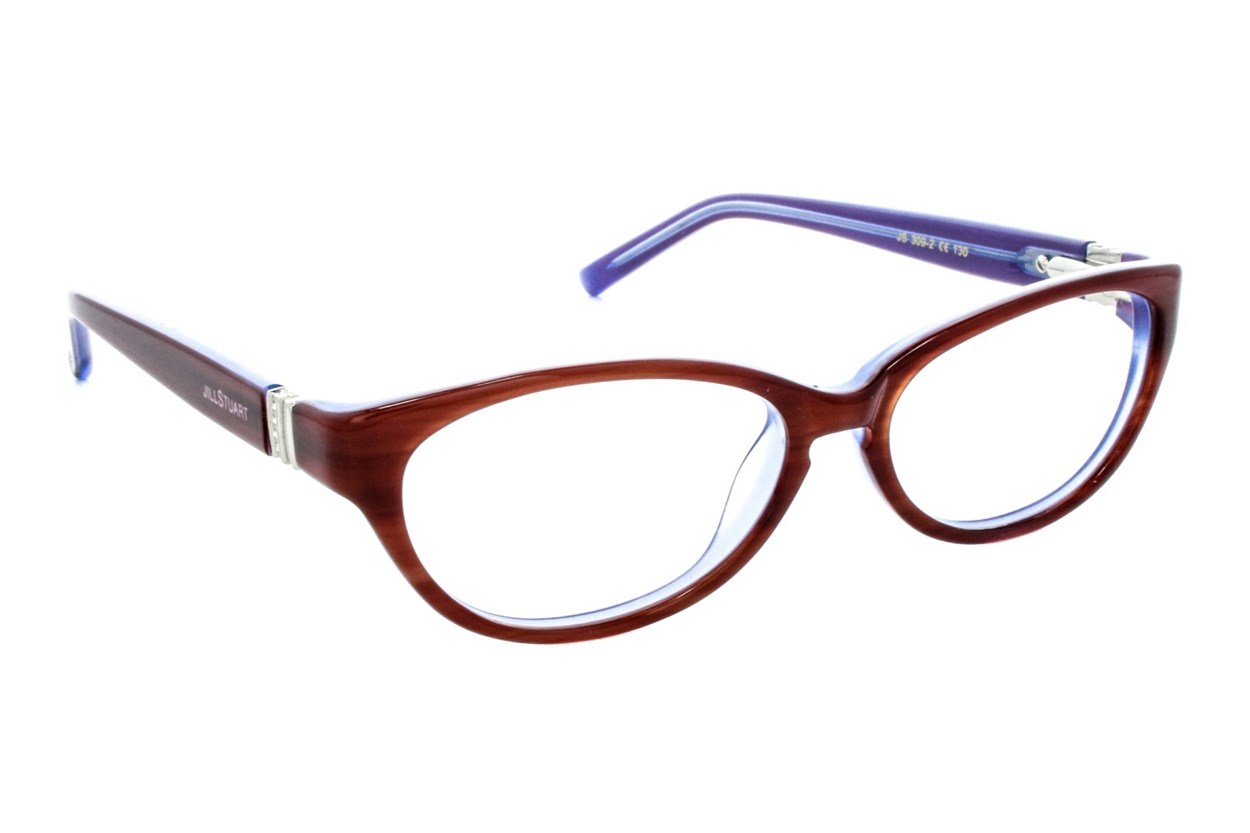 Jill Stuart JS 309 Eyeglasses - Red
