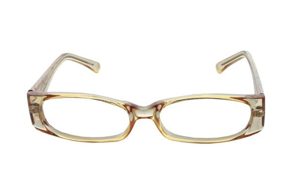 Lunettos Erika Brown Eyeglasses