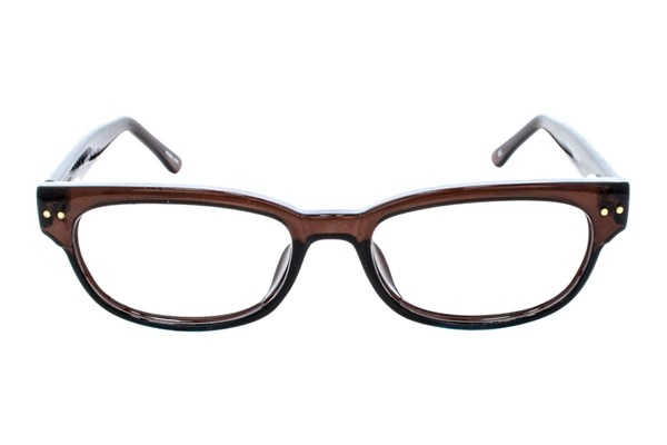 Lunettos Lynx Eyeglasses - Brown