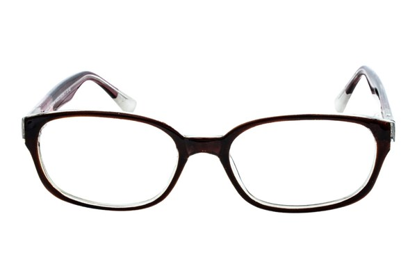 Lunettos Madison Eyeglasses - Brown