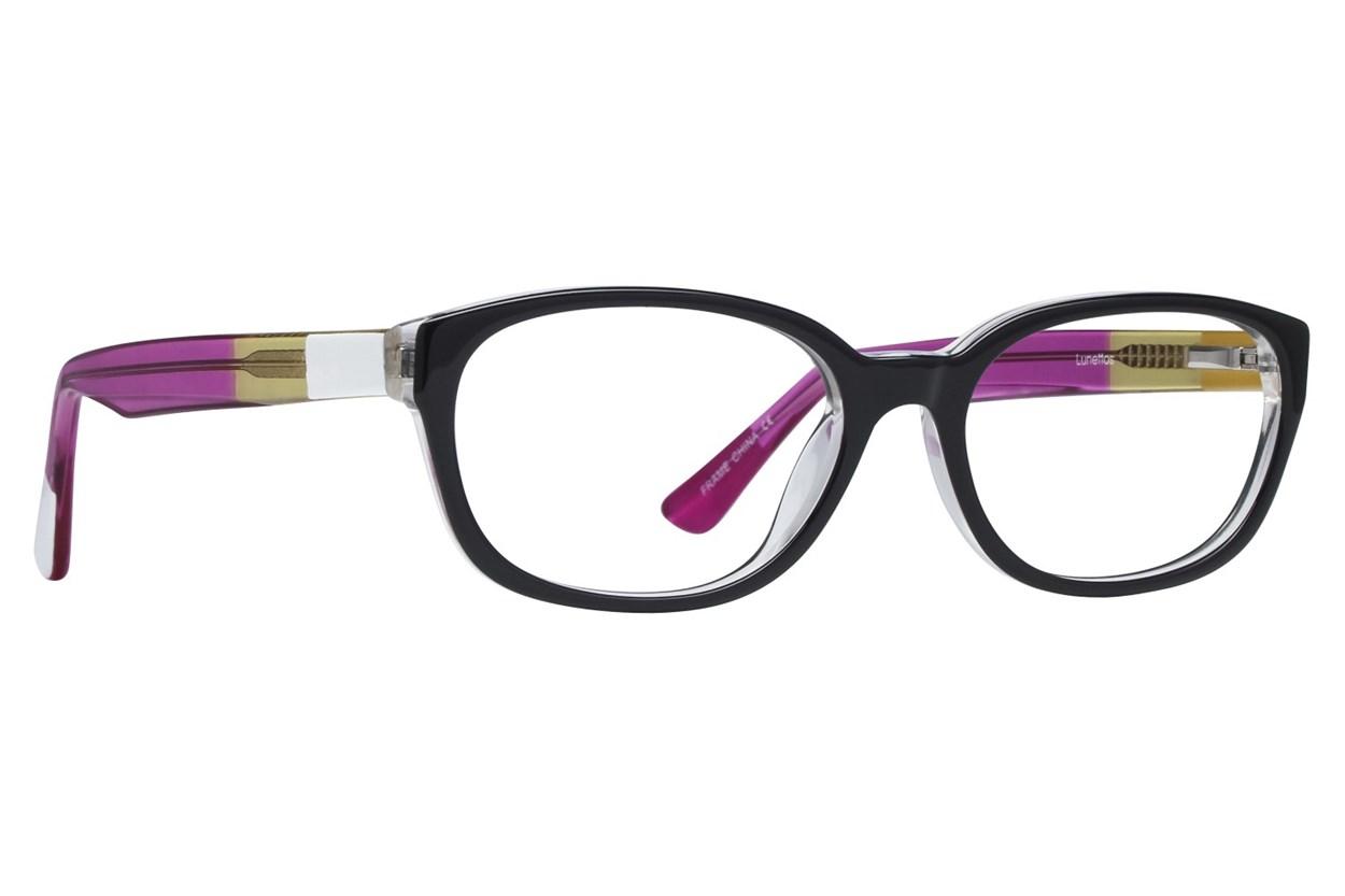 Lunettos Madison Black Eyeglasses