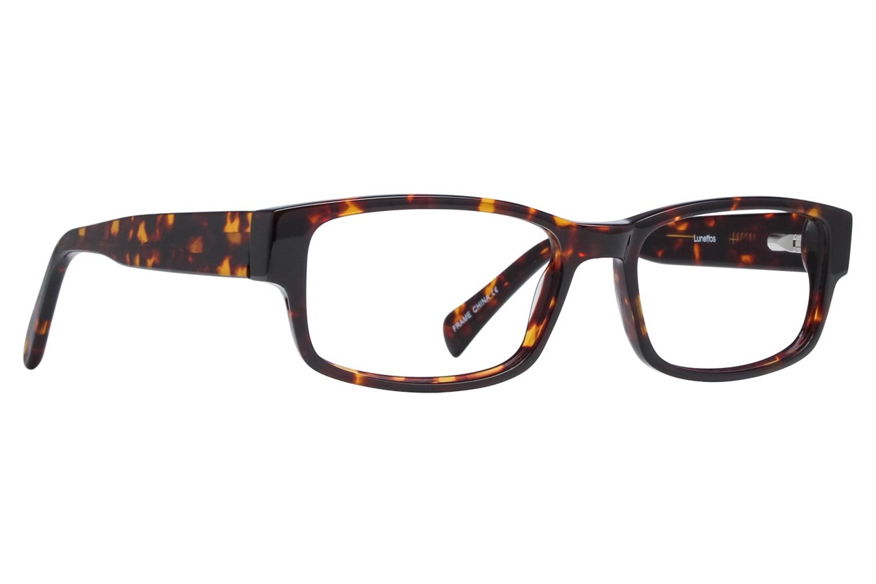 Lunettos Taylor Tortoise Eyeglasses