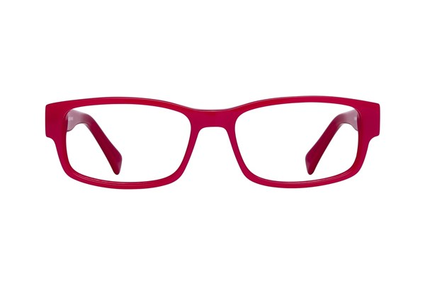 Lunettos Taylor Eyeglasses - Red