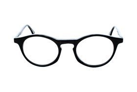 Lunettos First Class Readers Black