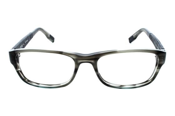 TUMI T304 Gray Eyeglasses