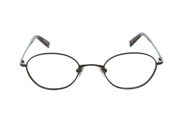John Varvatos V111 Eyeglasses - Brown