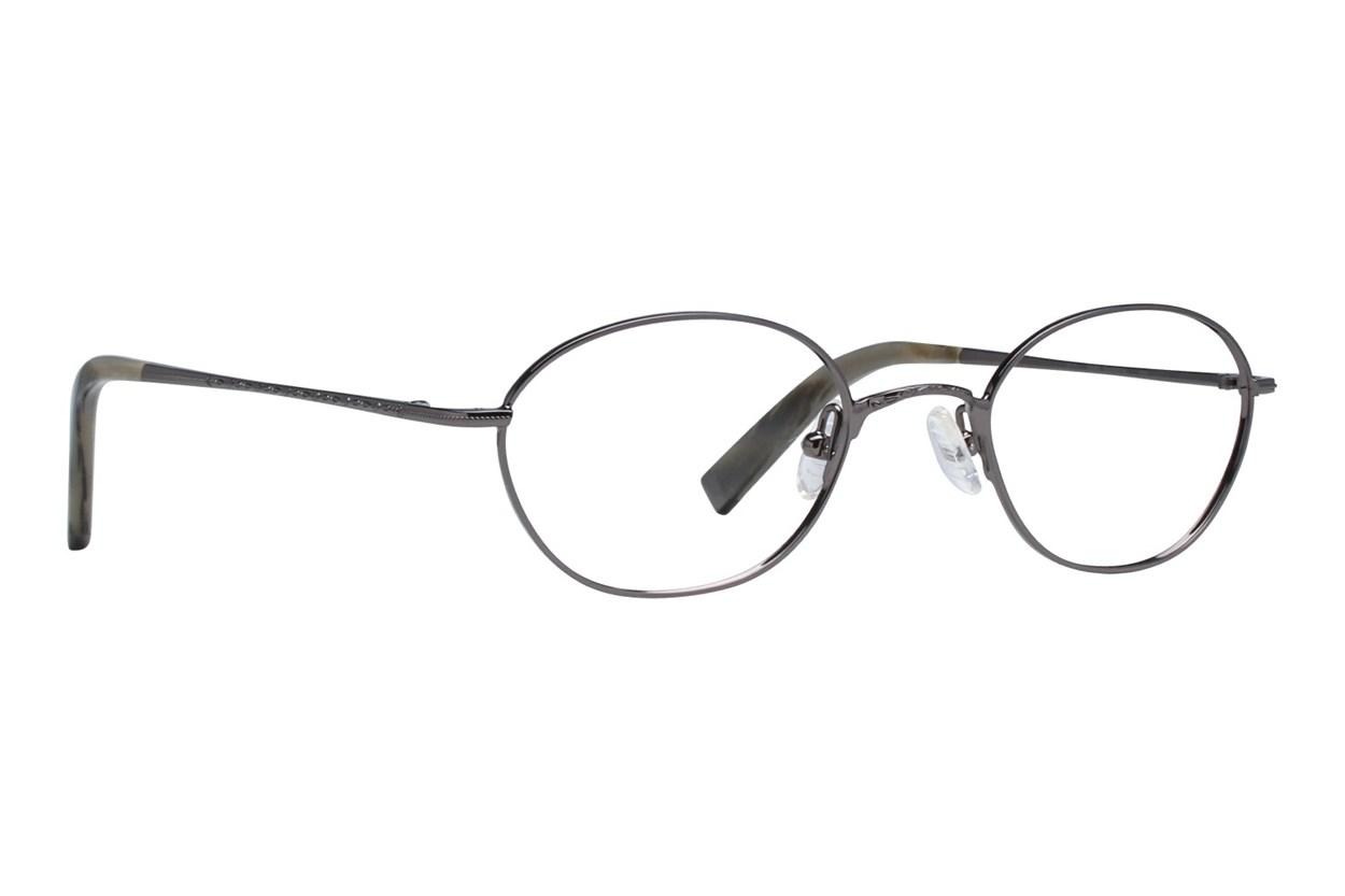 John Varvatos V111 Gray Eyeglasses