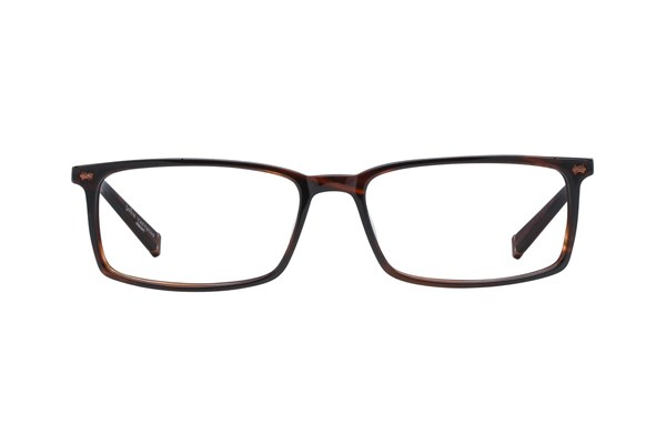 John Varvatos V336 Brown Eyeglasses