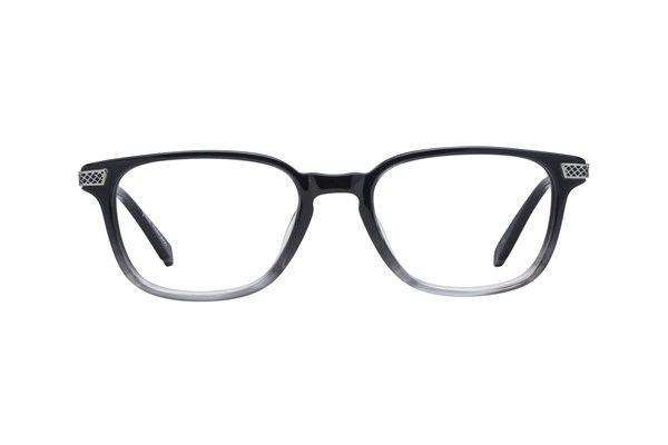 John Varvatos V348 Black Eyeglasses